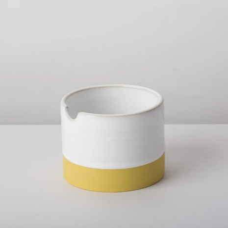 Diem Sugar Bowl - Yellow