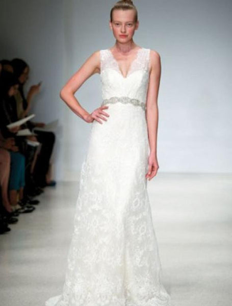 "Christos Bridal Gown ""Irina"" #T275"