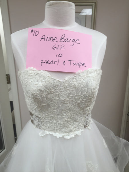 Anne Barge Bridal Gown #612