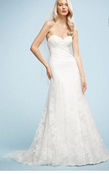 Watters Bridal Gown #3045B