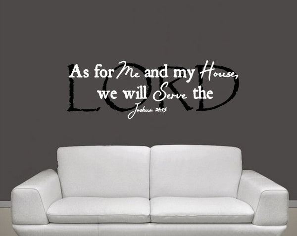 Christian And Inspirational Vinyl Wall Decals