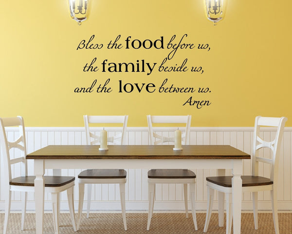 Family Home Vinyl Wall Decals