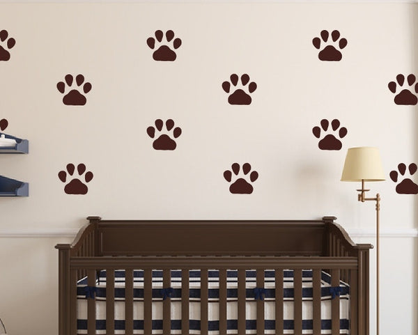 Nursery Vinyl Wall Decals