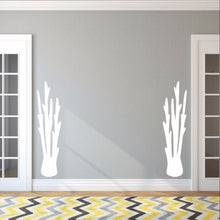 Load image into Gallery viewer, Tall Coral Set of 2 Vinyl Wall Decals 22569 - Cuttin' Up Custom Die Cuts - 1