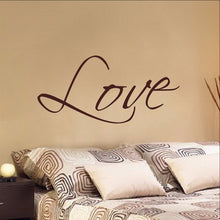 Load image into Gallery viewer, Love Vinyl Wall Decal 22033 - Cuttin' Up Custom Die Cuts - 1