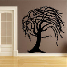 Load image into Gallery viewer, Willow Tree Vinyl Wall Decal 22172 - Cuttin' Up Custom Die Cuts - 1