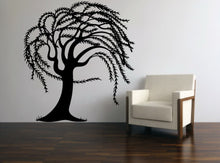 Load image into Gallery viewer, Willow Tree Vinyl Wall Decal 22172 - Cuttin' Up Custom Die Cuts - 2
