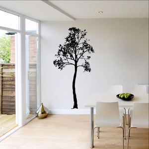 Tree Decal Style 3 Vinyl Wall Decal 22173 - Cuttin' Up Custom Die Cuts - 1