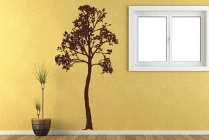 Tree Decal Style 3 Vinyl Wall Decal 22173 - Cuttin' Up Custom Die Cuts - 2