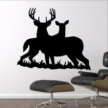 Load image into Gallery viewer, Deer Style G Vinyl Wall Decal  22332 - Cuttin' Up Custom Die Cuts - 1