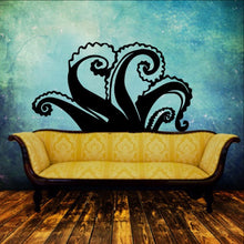 Load image into Gallery viewer, Tentacles Vinyl Wall Decal 22349 - Cuttin' Up Custom Die Cuts - 1
