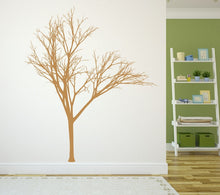 Load image into Gallery viewer, Winter Tree Style 2B Large Vinyl Wall Decal 22221 - Cuttin' Up Custom Die Cuts - 2