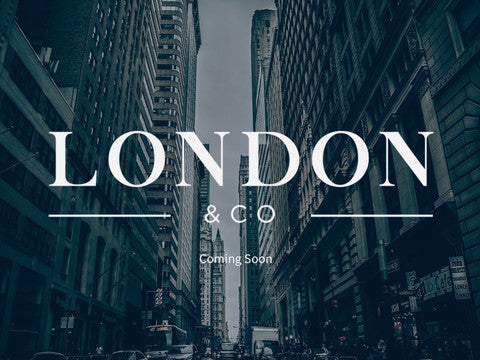 London & Co - Launching March 2016