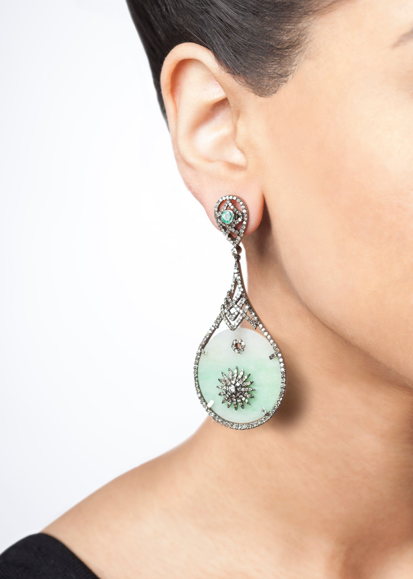 The Jadeite Drops-40% OFF!