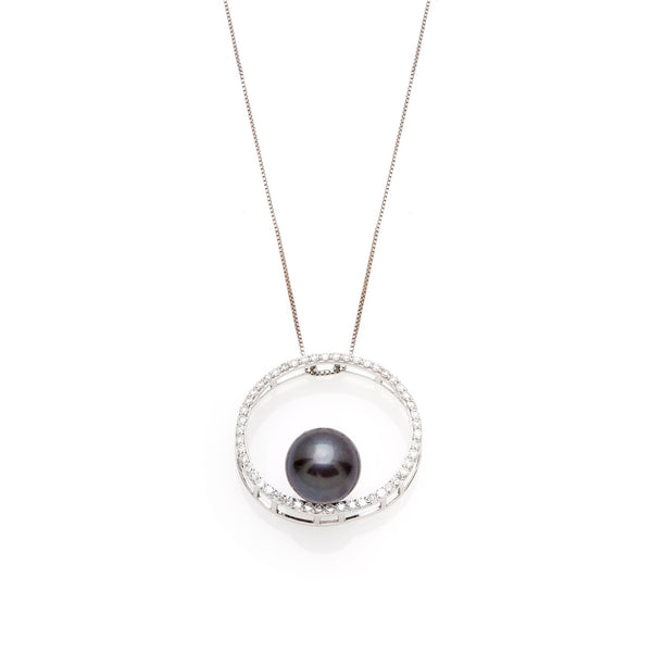 Full Circle Tahitian Pearl Necklace—25% OFF!