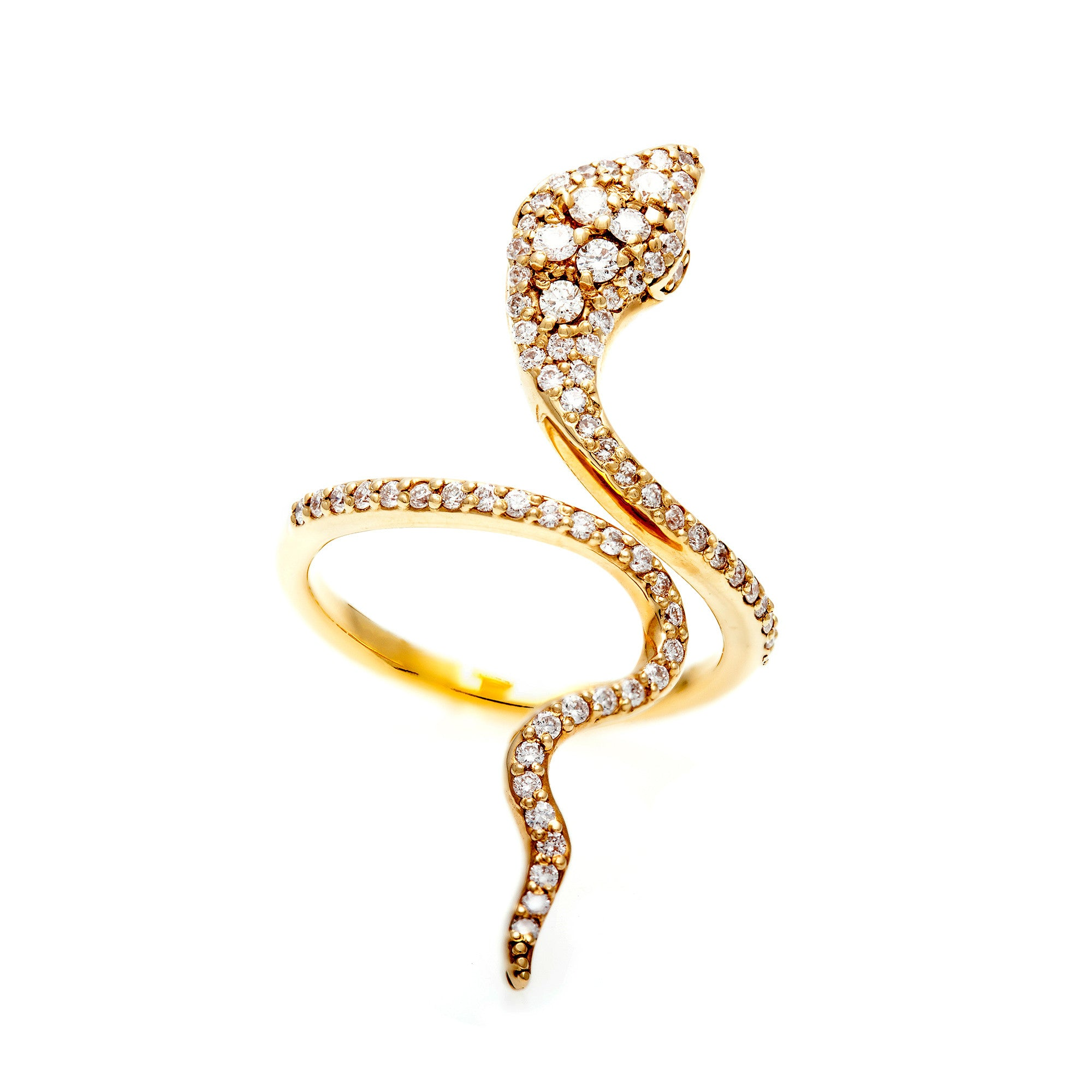 The Snake Ring-70% OFF!