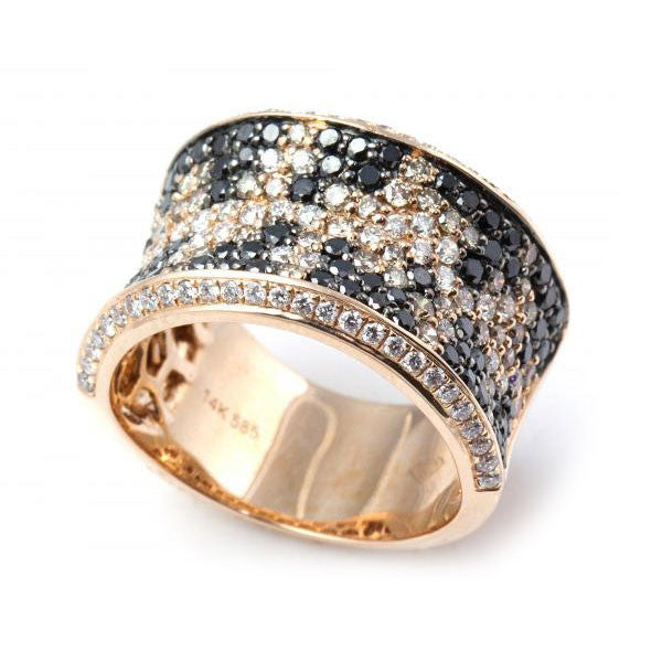 Scattered in Diamonds Ring