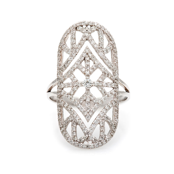 The Art Deco Ring--NEWLY REDUCED--60% OFF!