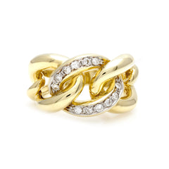Precious Links Ring—50% OFF! Only 1 left!