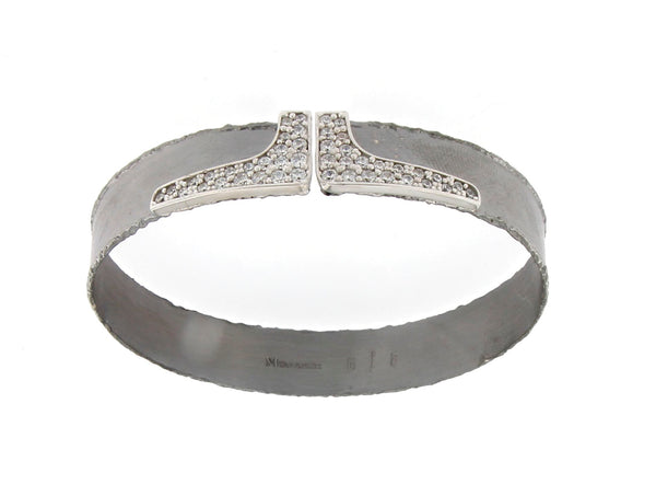 The Valentina Silver Bangle--50% OFF!