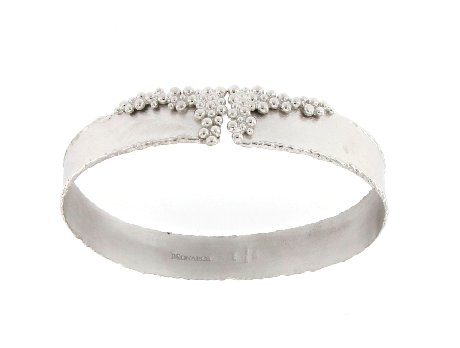 The Augustine Silver Bangle--50% OFF!