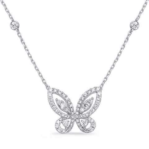The Dazzling Butterfly Necklace