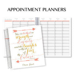 APPOINTMENT PLANNERS