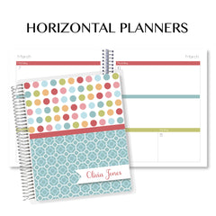 HORIZONTAL PLANNERS