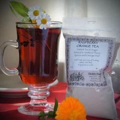 Raspberry Orange Tea