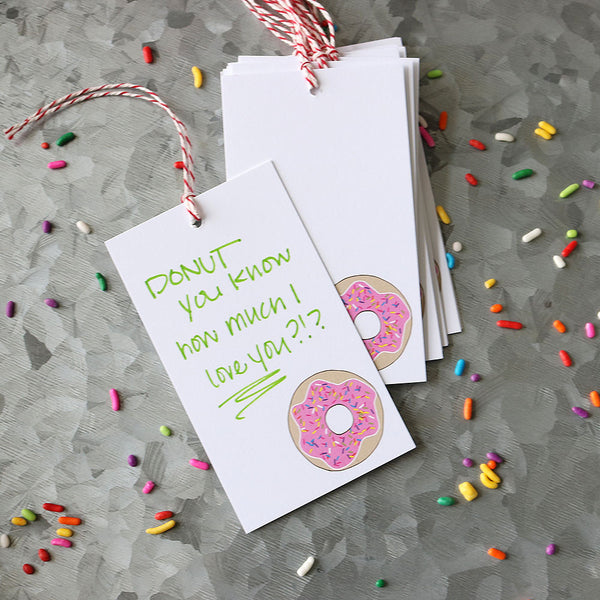 Donut Tags