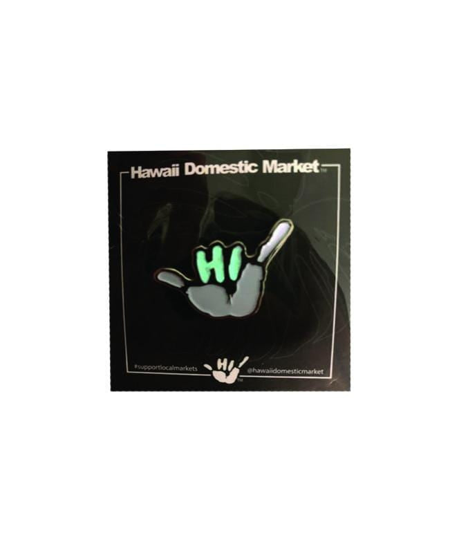 hawaii-domestic-market-home-goods-hawaii-domestic-market-pin-hdm-shaka-front-glow