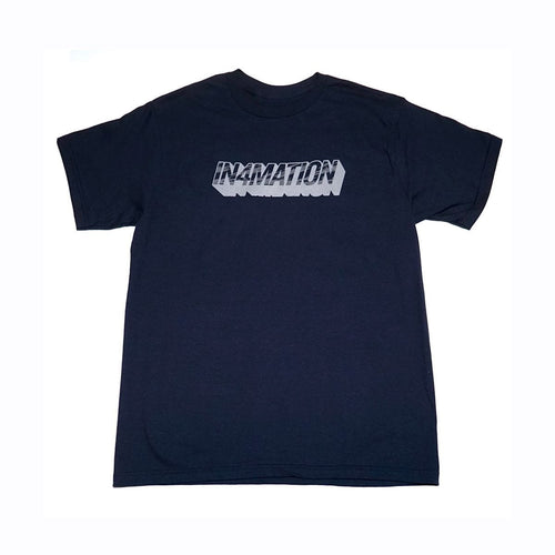 In4mation Men's Shirts Navy / Small In4mation Tee - Shadow Boxing