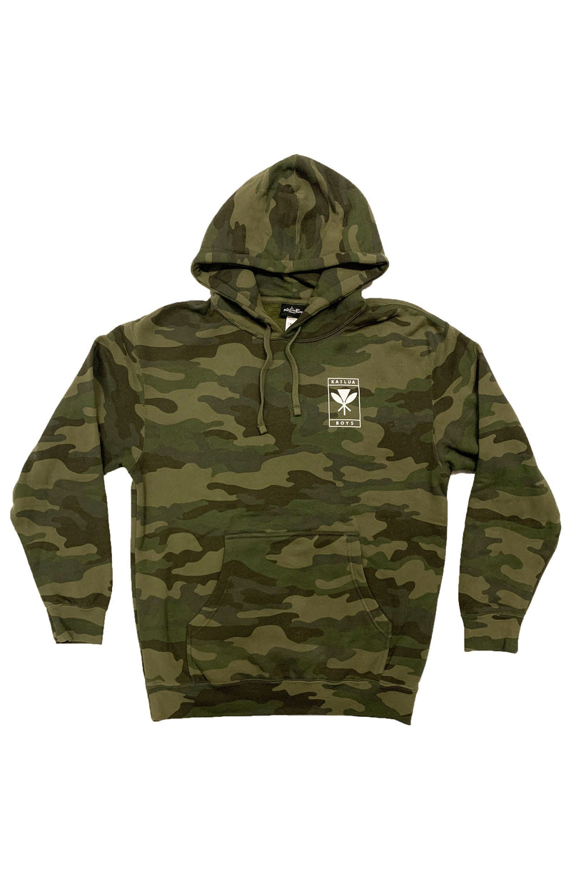 Island Snow Hawaii Kailua Boys Heavyweight Pullover Hoodie - KB Morals