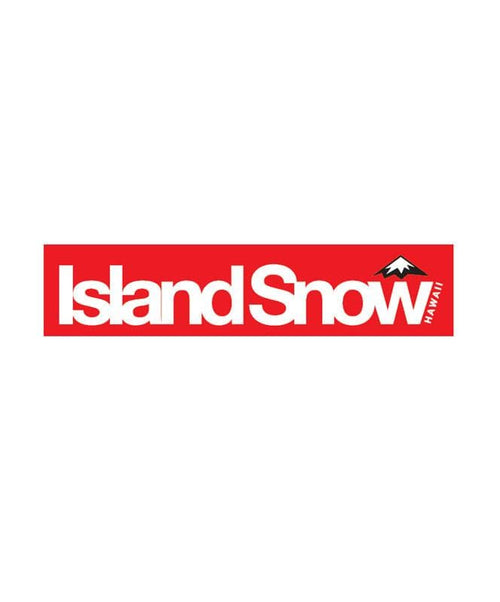 island-snow-hawaii-stickers-red-6-5-inch-island-snow-hawaii-sticker-is-block-logo-6-front