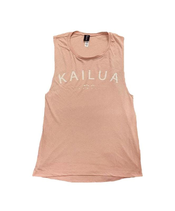 island-snow-hawaii-womens-tank-tops-peach-small-womens-island-snow-hawaii-muscle-tank-is-kailua-front