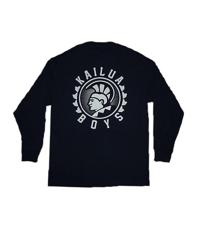 kailua-boys-mens-long-sleeve-shirts-navy-small-kailua-boys-heavyweight-long-sleeve-tee-kb-warrior-back