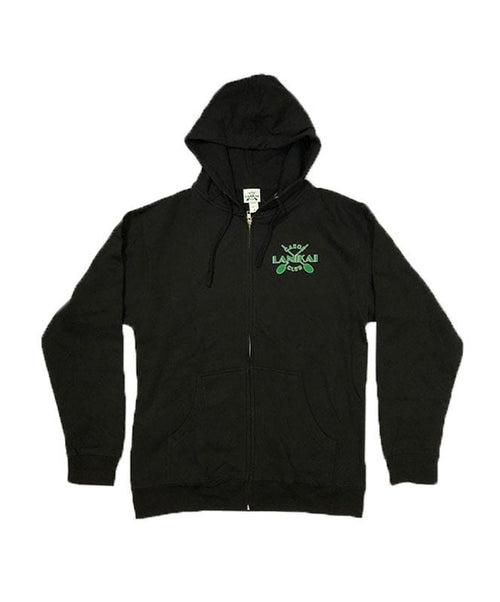 lanikai-canoe-club-mens-sweatshirts-black-small-lanikai-canoe-club-zip-hoodie-lcc-cross-paddles-front