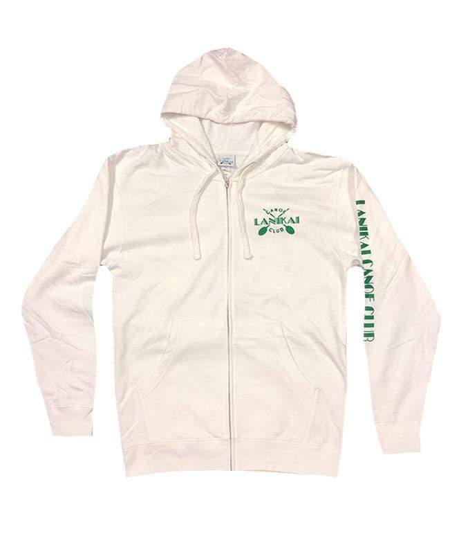 lanikai-canoe-club-mens-sweatshirts-white-small-lanikai-canoe-club-zip-hoodie-lcc-cross-paddles-front