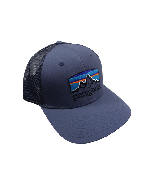 patagonia-hats-dolomite-blue-one-size-patagonia-lo-pro-trucker-hat-fitz-roy-front