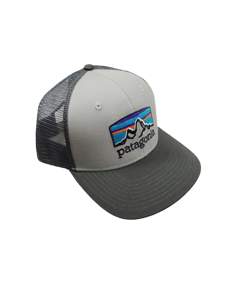 patagonia-hats-drifter-grey-one-size-patagonia-lo-pro-trucker-hat-fitz-roy-front