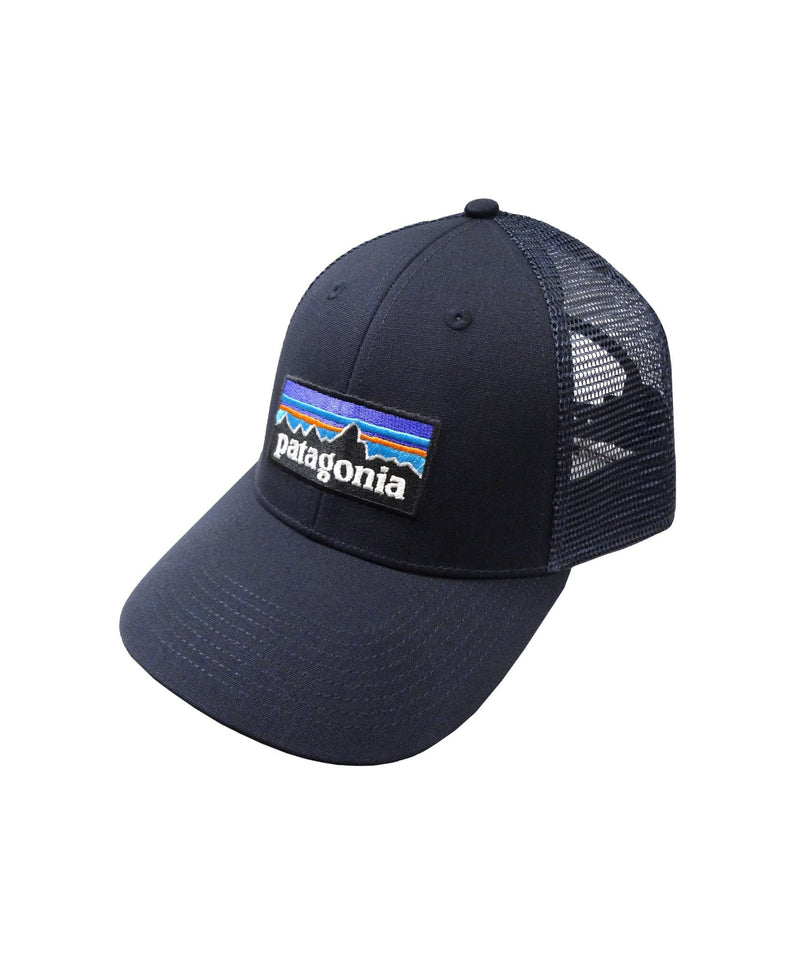 patagonia-hats-one-size-navy-blue-patagonia-trucker-hat-p-6-logo-lopro-trucker-hat-front