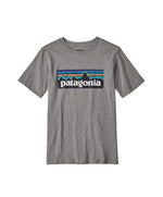 patagonia-kids-shirts-gravel-heather-x-small-patagonia-kids-organic-tee-p-6-logo-front