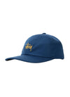 stussy-hats-blue-one-size-stussy-strapback-hat-stock-low-pro-front