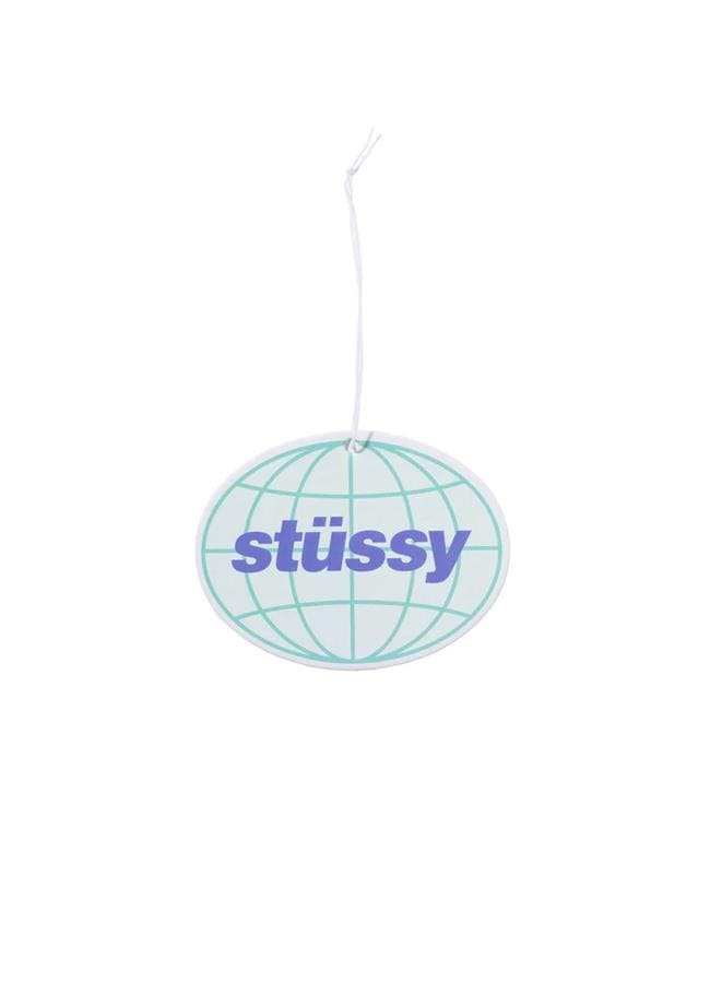stussy-home-goods-blue-one-size-stussy-world-air-freshener-front