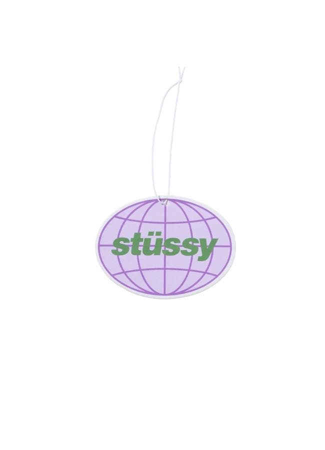 stussy-home-goods-purple-one-size-stussy-world-air-freshener-front