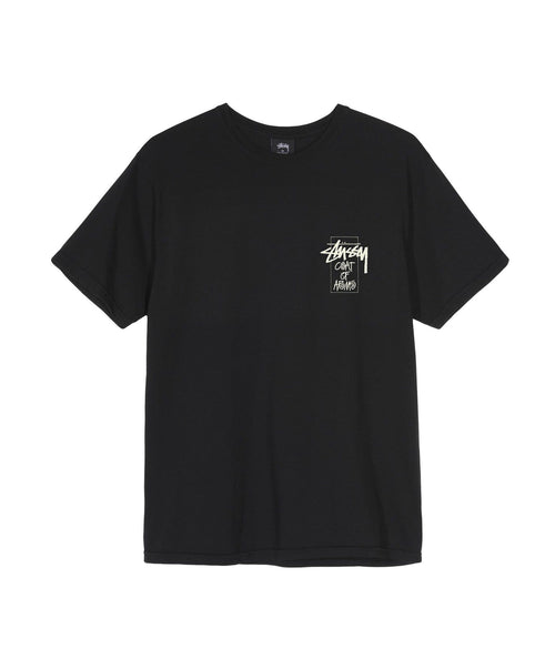 stussy-mens-shirts-stussy-pigment-dyed-tee-coat-of-arms-front