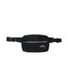 stussy-wallets-black-one-size-stussy-waist-bag-diamond-ripstop-front