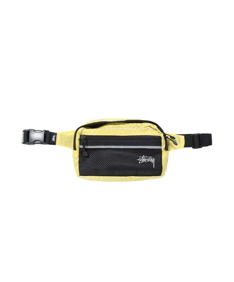 stussy-wallets-lime-one-size-stussy-waist-bag-diamond-ripstop-front