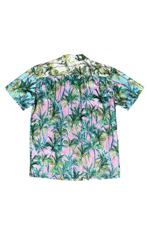 Tori Richard Men's Aloha Shirts Island Snow Hawaii x Tori Richard Standard Fit Aloha Shirt - Mixed Up Coco Vida