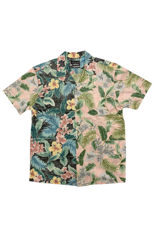 Tori Richard Men's Aloha Shirts Multi / Small Island Snow Hawaii x Tori Richard Standard Fit Aloha Shirt -